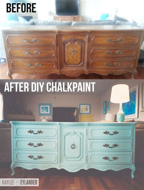 diy chalk paint no sanding diy chalk paint recipe thrift store furniture and