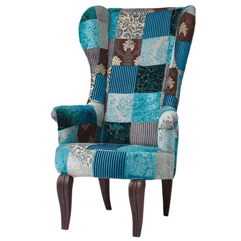 Chair Patchwork - patchwork chair furnishings