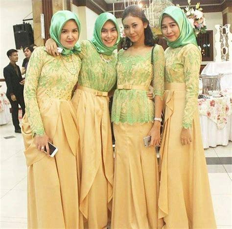 Kebaya Kutu Baru Syifa tutorial baju batik untuk ke pesta tutorial