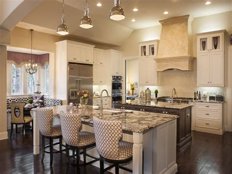 open floor plans with large kitchens open kitchen design with large island house plans home