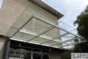 Pergola Clear Roof by Gate And Roof Glass Roof Modern And Urban Is The Best