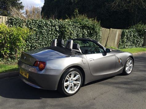 5 seater convertible bmw bmw z4 convertible 2 5 2 seater 04 reg other wolverhton
