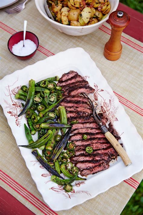 35 sensational summer side dishes for your next party skirt steak rack of lamb and food drinks