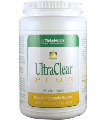 Metagenics Ultra Clear Plus Detox Program by Ultraclear Plus 174