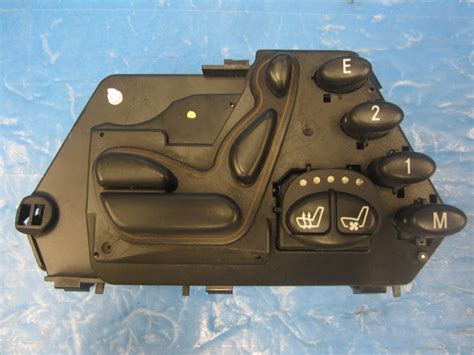 Mercedes Seat Parts by Mercedes Seat Switch 2208209851 Used Auto Parts