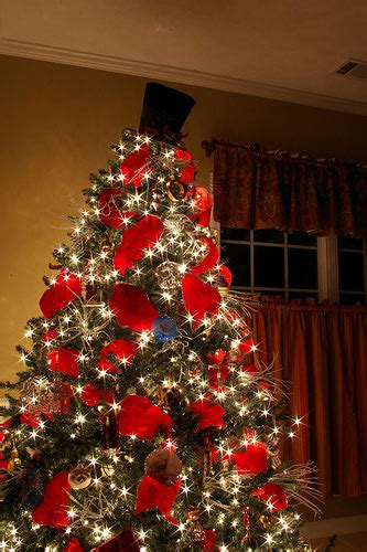 ribbon xmas tree design tree decorating ideas beautiful photos of trees