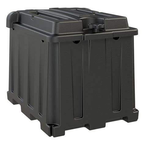 Battery Storage Box noco dual 6v commercial battery box hm426
