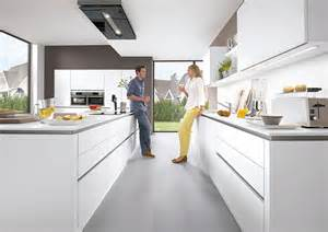 a cool matt white handleless kitchen home improvement blog