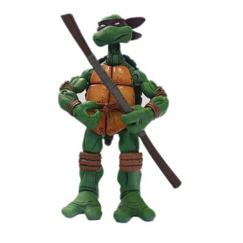 Mainan Figure Tmnt Donatello Ori Neca Artikulasi new neca tmnt mutant turtles donatello 5 quot figure ebay