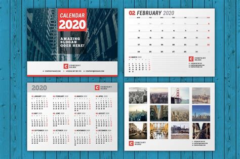 wall calendar  wc  ad ad includeddownloadphotosidml brochure templates