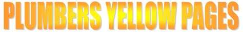 Yellow Pages Plumbing by Plumbers Water Heaters Toilet Plumbing Plumber