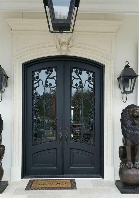 Decoration Des Portes En Fer by Porte En Fer Forg 233 Plus De 40 Mod 232 Les Fascinants