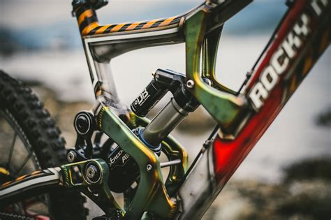 Kaos Rocky Bike Graphic 1 Oceanseven brett tippie s custom sprayed rm flatline gravity bike hub