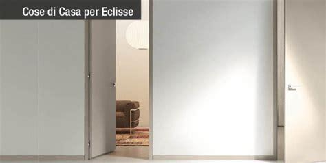 telai per porte a scomparsa filomuro per porte a scomparsa e battenti con eclisse