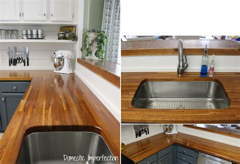 Kitchen Center Island by 20 Examples Of Stylish Butcher Block Countertops