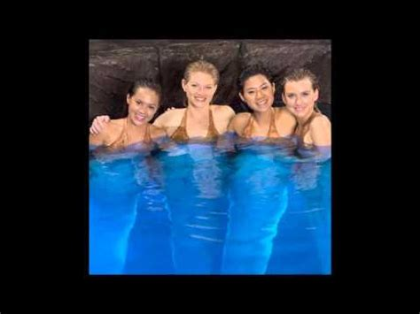cariba heine in mako mermaids 3 youtube