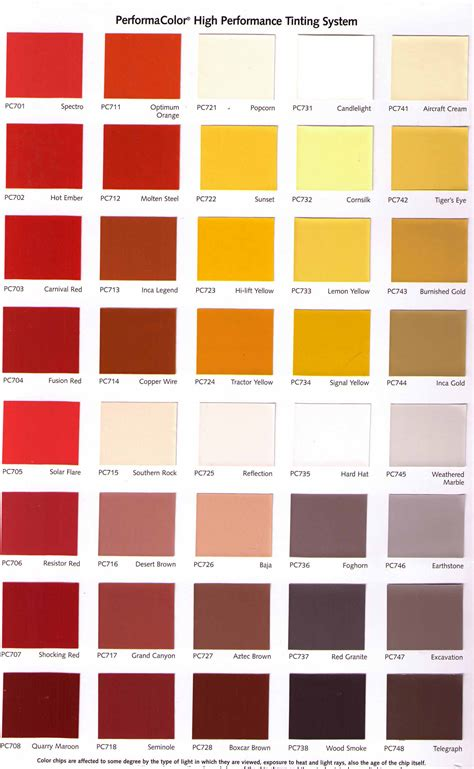 ppg paint color chart 6 ppg vibrance paint color chart neiltortorella