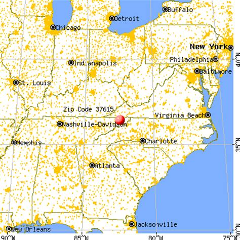 zip code map johnson city tn 37615 zip code johnson city tennessee profile homes