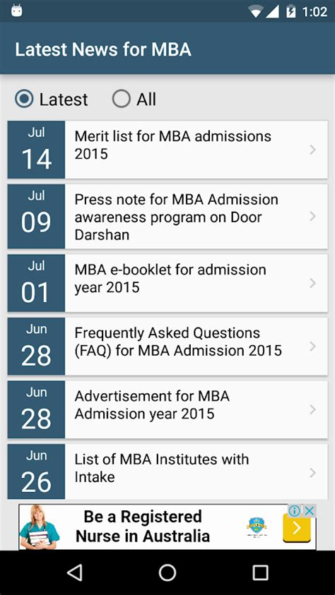 Mitsom Mba Admission 2017 by Mba Admission 2017 Android Apps On Play