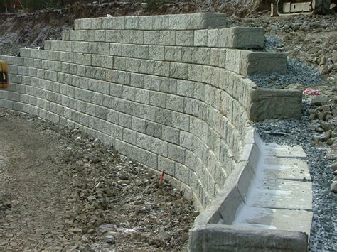 concrete retaining wall detail search