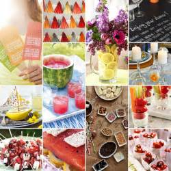 Summer Party Decor On Pinterest Summer Parties Summer | as seen on the today show a summer party inspired by