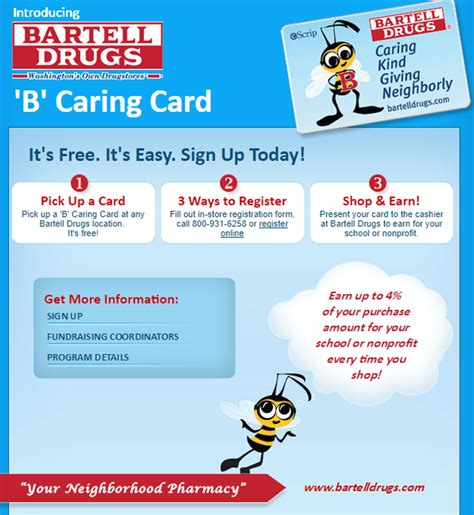 Bartell Drugs 3 Day Detox by Support Us When You Shop Bartell Drugs Emerald Park