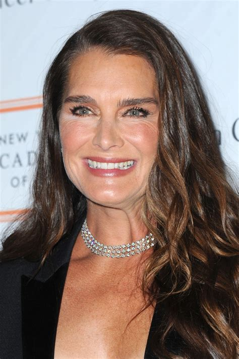 brooke shields brooke shields at 2017 tribeca ball in nyc celebzz celebzz