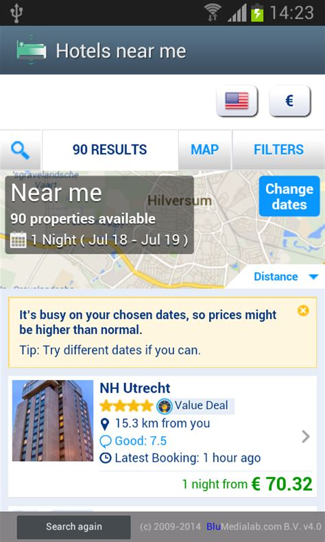 hotels near me 1mobile