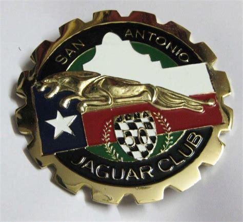 jaguar emblems badges purchase san antonio jaguar club badge emblem logos metal
