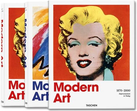 libro modern art 1870 2000 impressionism 172 best taschen books images on books book covers and cover books