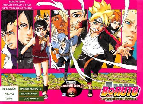 I Anime Boruto by Boruto 1 En Espa 241 Ol Parte1 Taringa