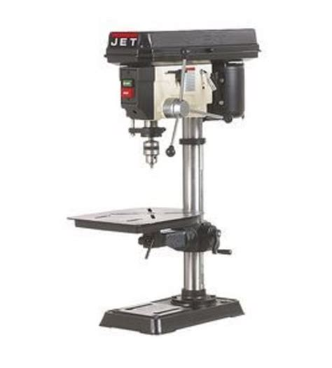 bench drill press for sale jet jdp 15m 15 quot bench mount drill press for sale hermance