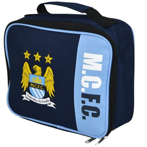 Backpack Manchester City Dongker manchester city lunch bag city lunchbox