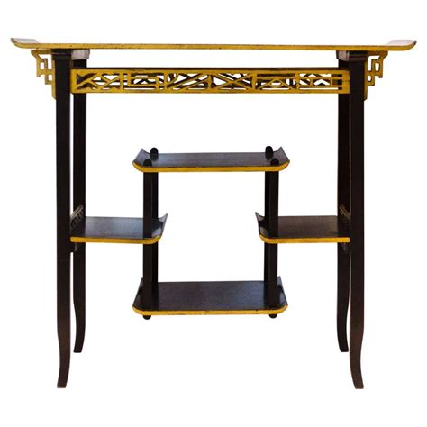 Japanese Table L Anglo Japanese Side Table Design Made By Heals For Sale At 1stdibs