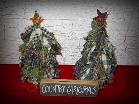 homespun woodland christmas tree homespun tree crafts tree winter and