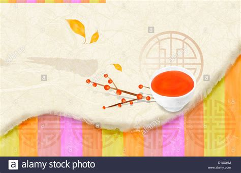 kpop powerpoint themes ppt template illustration of korean soup stock photo