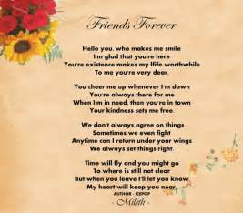Best Friends Forever Poems » Home Design 2017