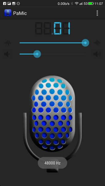 android bluetooth app how to use an android device as mic for bluetooth speakers