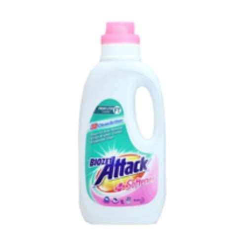 Attack 3d Plus Softener 800gr the grocery biozet attack 3d clean laundry