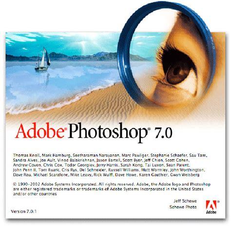 Logo Design Using Photoshop 7 0 | 20 years of adobe photoshop webdesigner depot