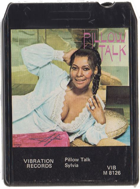 sylvia pillow talk 8 track cartridges for sale at 8