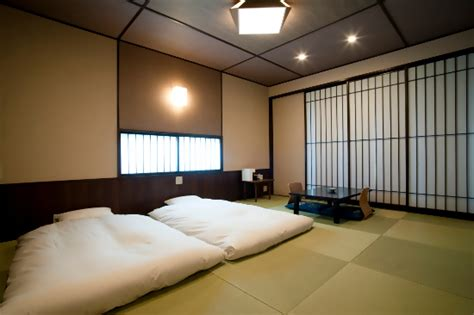 Futon Room by Japanese Western Rooms At Ochanomizu Hotel Shoryukan In
