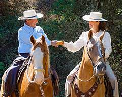 cowboy dressage and competing with kindness as the goal and guiding principle books eitan and debbie beth halachmy and rider books