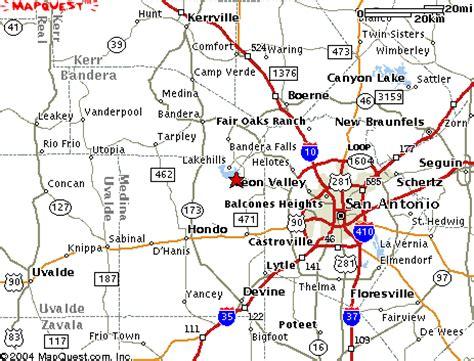 medina texas map medina diversion lake