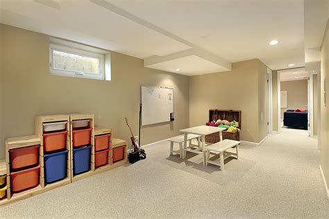 not sure what to do with your blank canvas basement