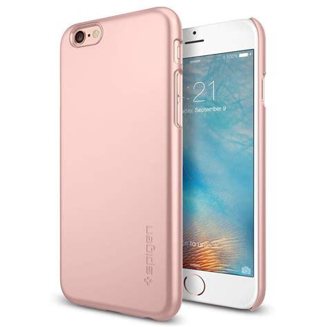 spigen iphone  case thin fit rose gold ebay