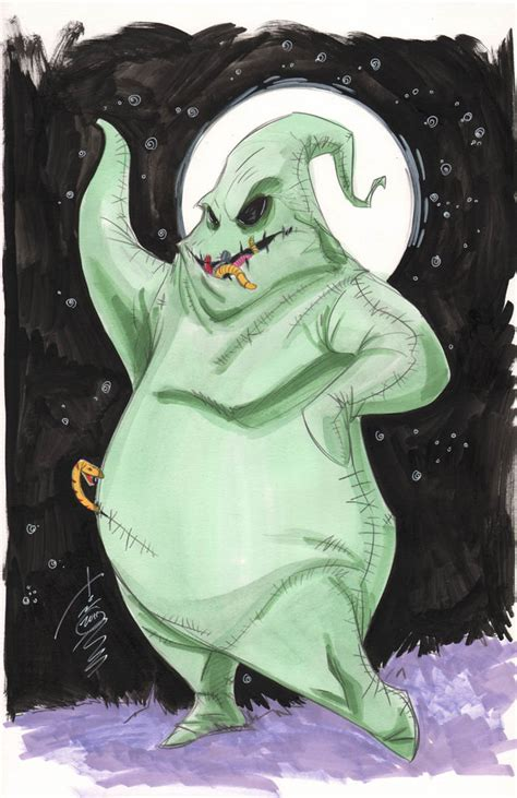 fashion  action jack sally  oogie boogie nbx