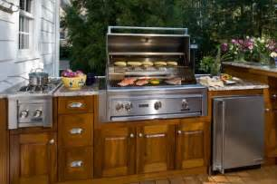 Bbq Kitchen Ideas by Outdoor Kitchen Design Ideas Home Interior Design