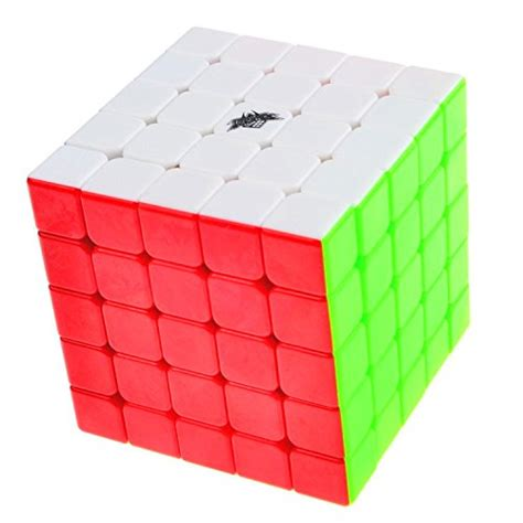 Rubik 3x3 White Base Rounded Anti Pop Out Poping Ori Yong Jun discover quot 5x5x5 rubiks cube quot products ideas