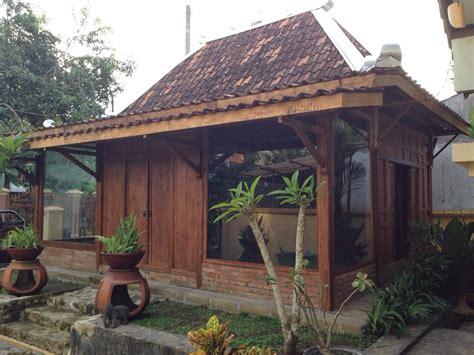 proyek rumah limasan  krapyak yogyakarta rumah jawa jogja